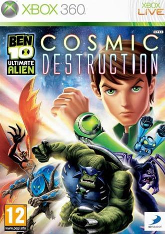 jeuxvideo.com Ben 10 Ultimate Alien : Cosmic Destruction - Xbox 360