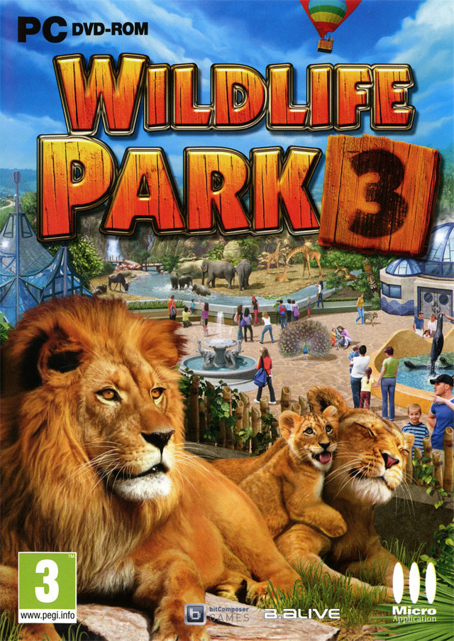 Wildlife Park 3 [French|PC] [FS|US]