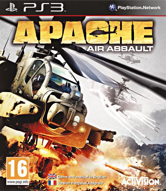 Apache : Air Assault [USA] [FS][UD]