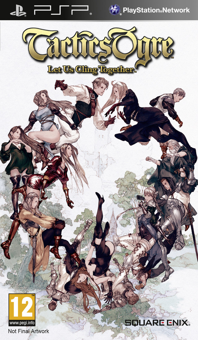 Tactics Ogre : Let Us Cling Together  [UL - DF] [PSP]