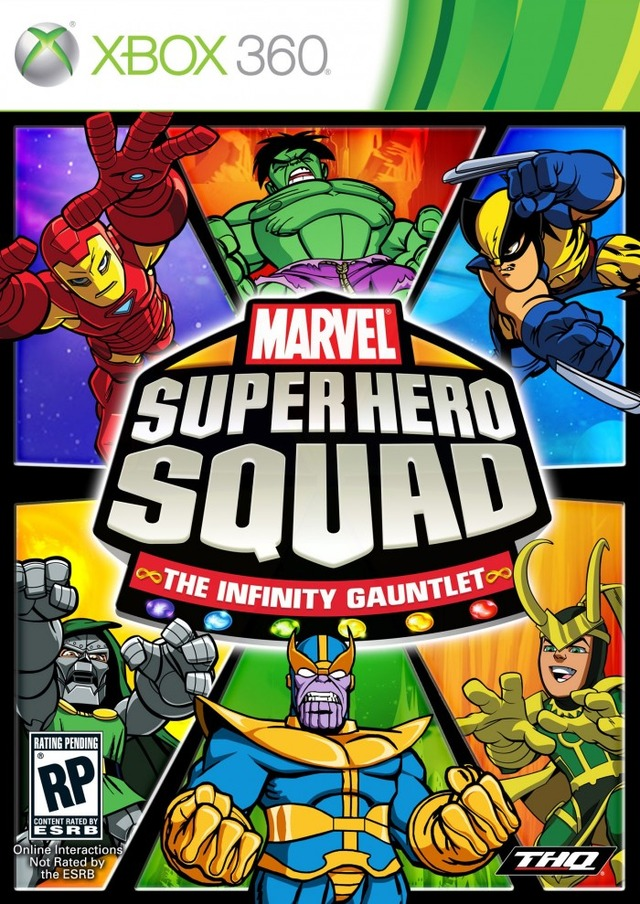 [MU] Marvel Super Hero Squad Infinity Gauntlet [XBOX360]