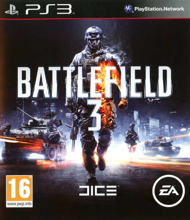 [MULTI] Battlefield 3 EUR PS3-ABSTRAKT