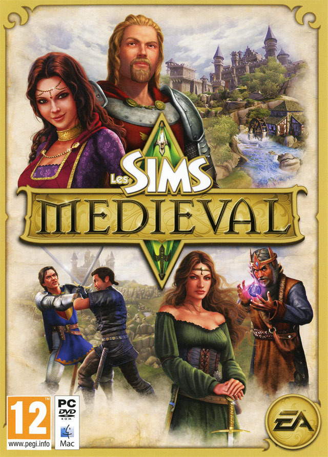 Les Sims Medieval [PC] (Cracked) [FS] [US] (Exclue)