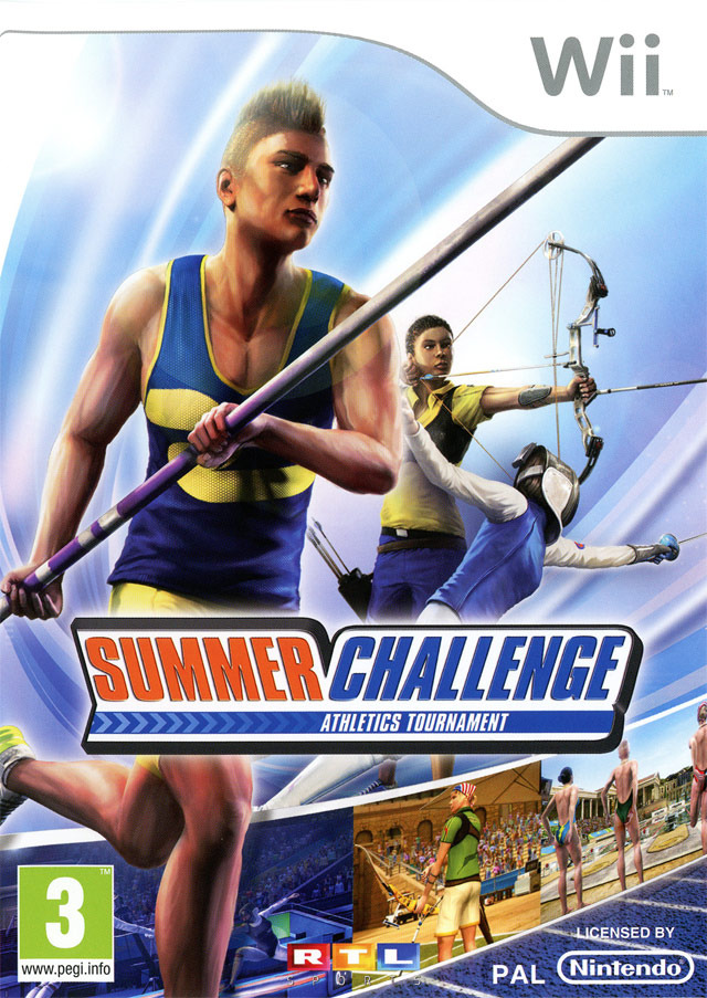 Summer Challenge: Athletics Tournament WII