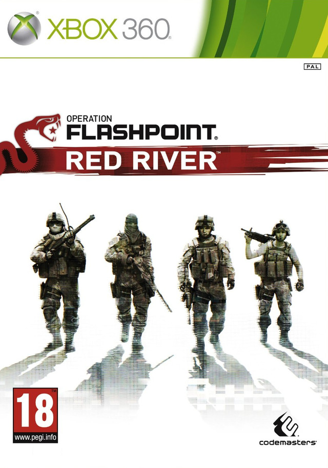 Operation Flashpoint : Red River XBOX360 (exclue) [FS]