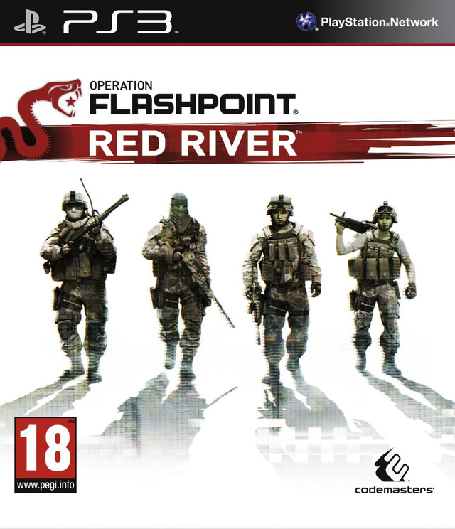 Operation Flashpoint : Red River PS3 [FS]