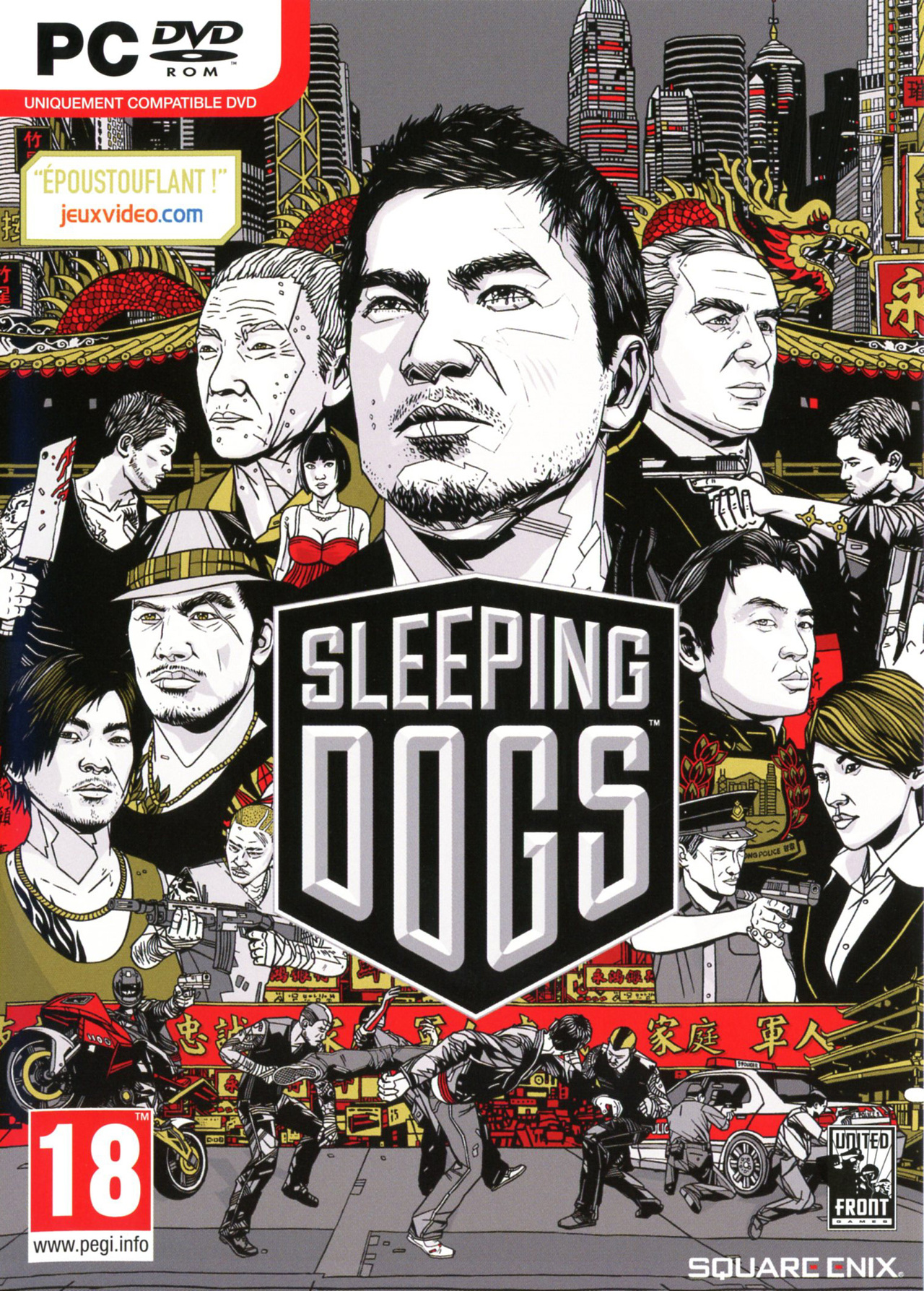 Sleeping Dogs - P2P [PC]