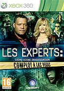 Les Experts : Complot à Las Vegas (Xbox 360)