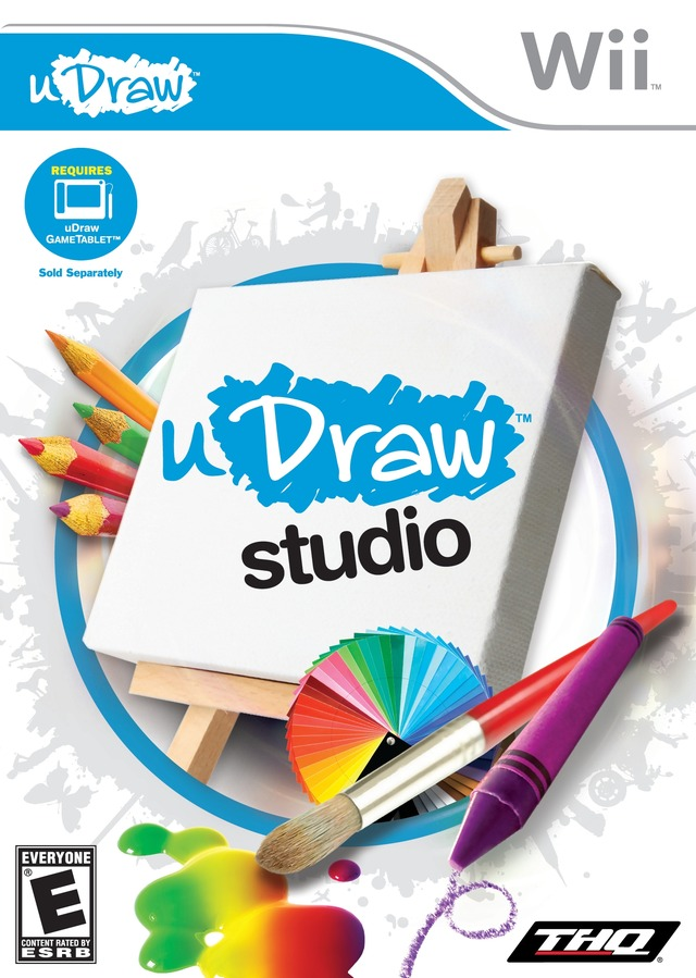 UDraw Studio PAL WII (Exclue) [FS]