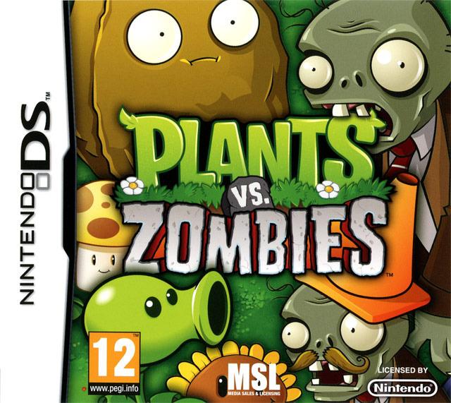 Achat plantes contre zombies sur ds for Plante zombie