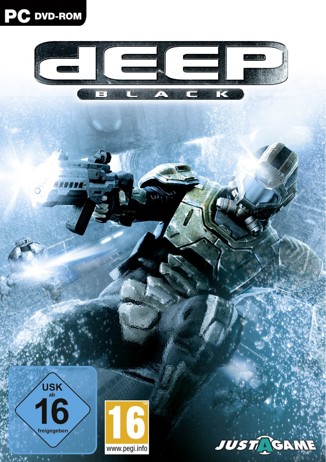 Deep Black Reloaded (2012/ENG) (exclue) [UL]