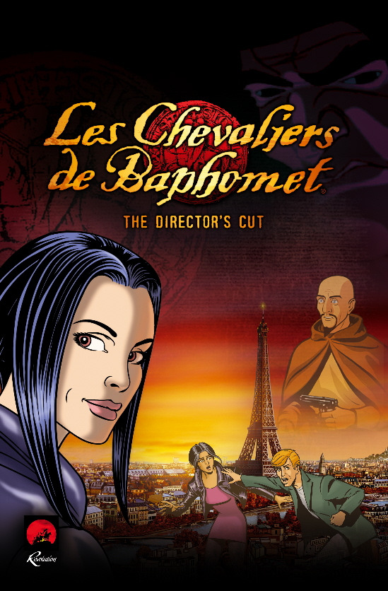 [TB] Les Chevaliers de Baphomet : The Director's Cut [PC- FR]