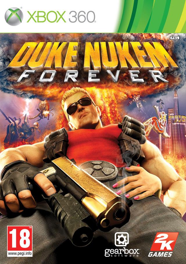 Duke Nukem Forever - XBOX360 (Exclue) [FS] [US]