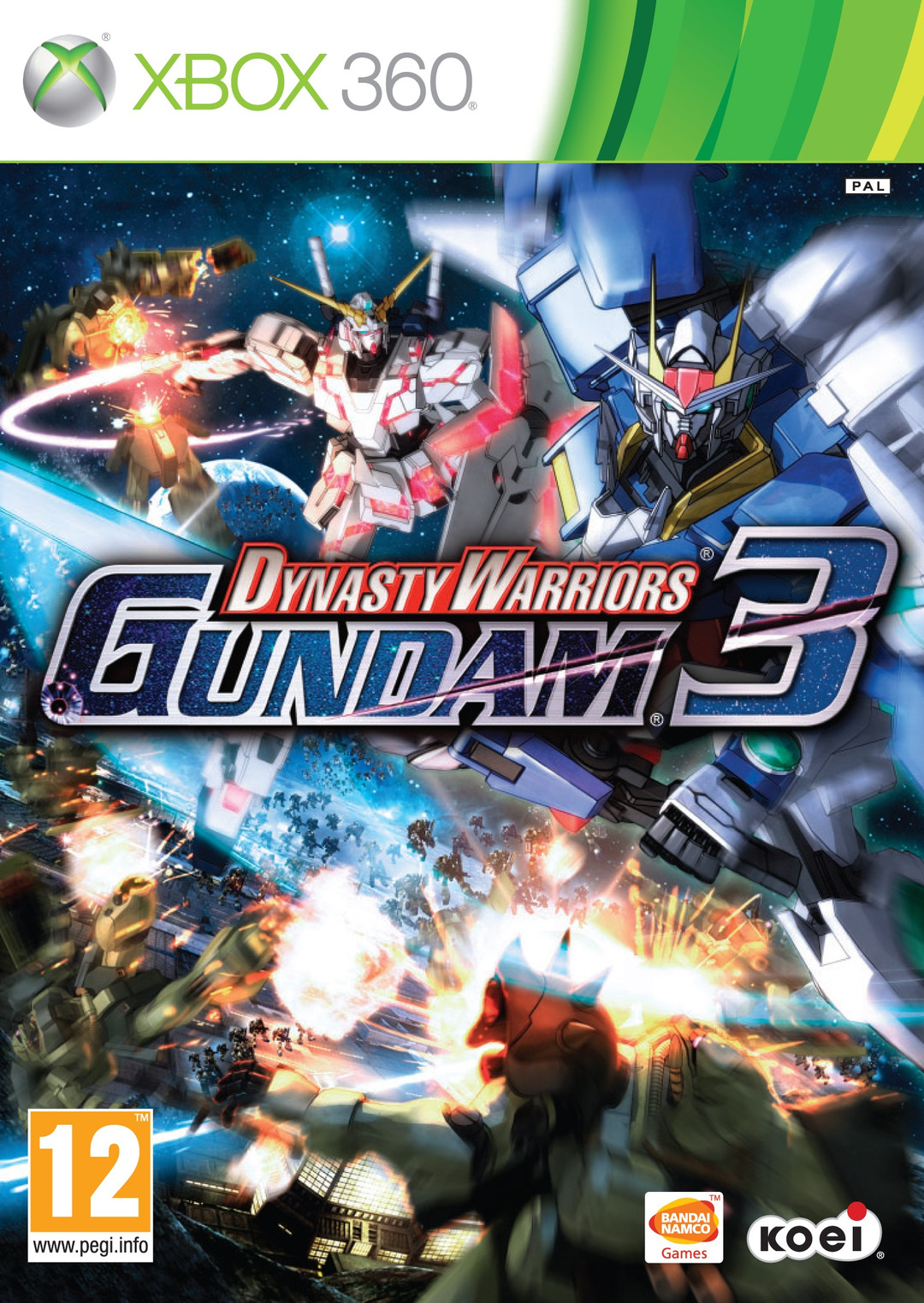 Dynasty Warriors : Gundam 3-XBOX360 (Exclue) [FS]