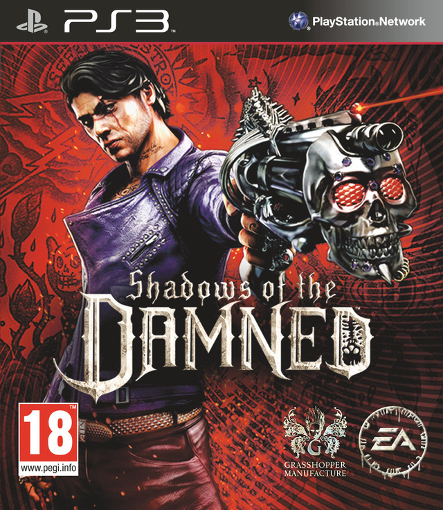 Shadow Of The Damned PS3 (exclue) [FS]