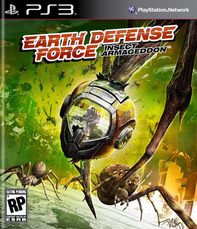 Earth Defense Force Insect Armageddon USA PS3-PSFR33 | Megaupload Multi Lien
