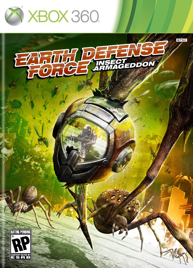 Earth Defense Force Insect Armageddon NTSC XBOX360 (exclue) [FS]