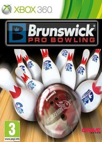 Brunswick Pro Bowling USA XBOX360 (Exclue) [FS]
