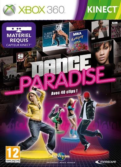 Dance Paradise NTSC XBOX360 (Exclue) [FS]