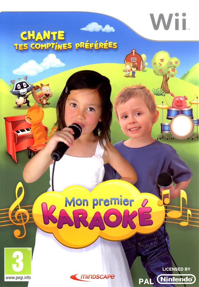 Mon Premier Karaoke PAL FRENCH WII (Exclue) [FS]