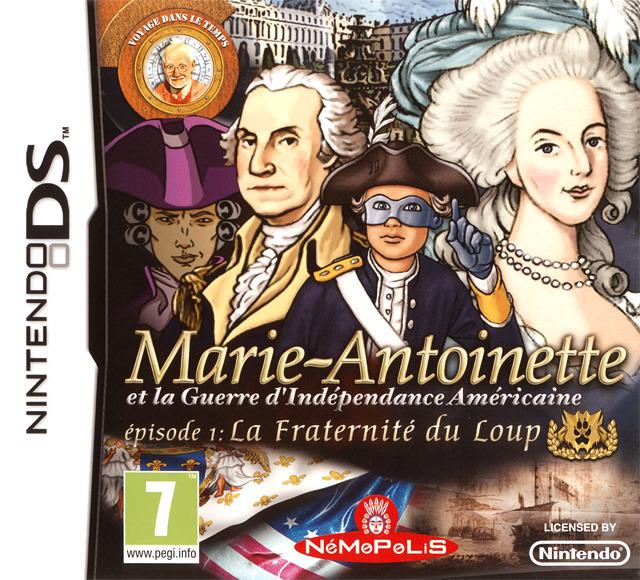 Marie-Antoinette et la Guerre d'Indépendance américaine, Episode 1 : la Fraternité du Loup DS