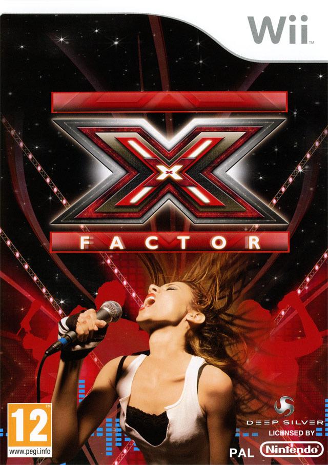 The X Factor READNFO PAL [FR] WII (exclue) [FS]
