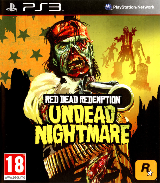 Red Dead Redemption Undead Nightmare EUR JB PS3-NextLevel
