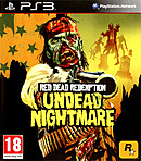 Jaquette Red Dead Redemption : Undead Nightmare - PlayStation 3