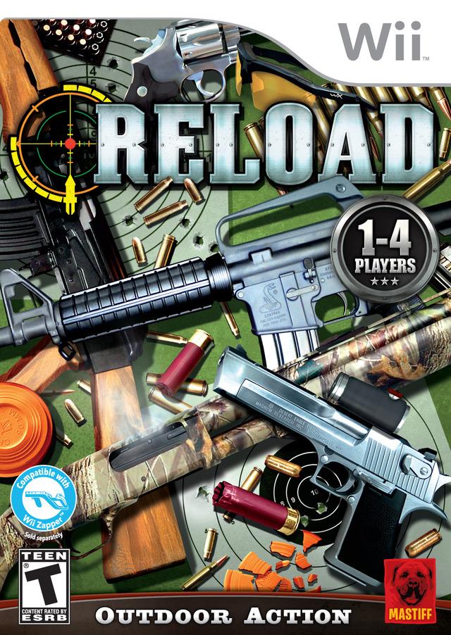 Reload PAL [FR] WII (exclue) [FS]