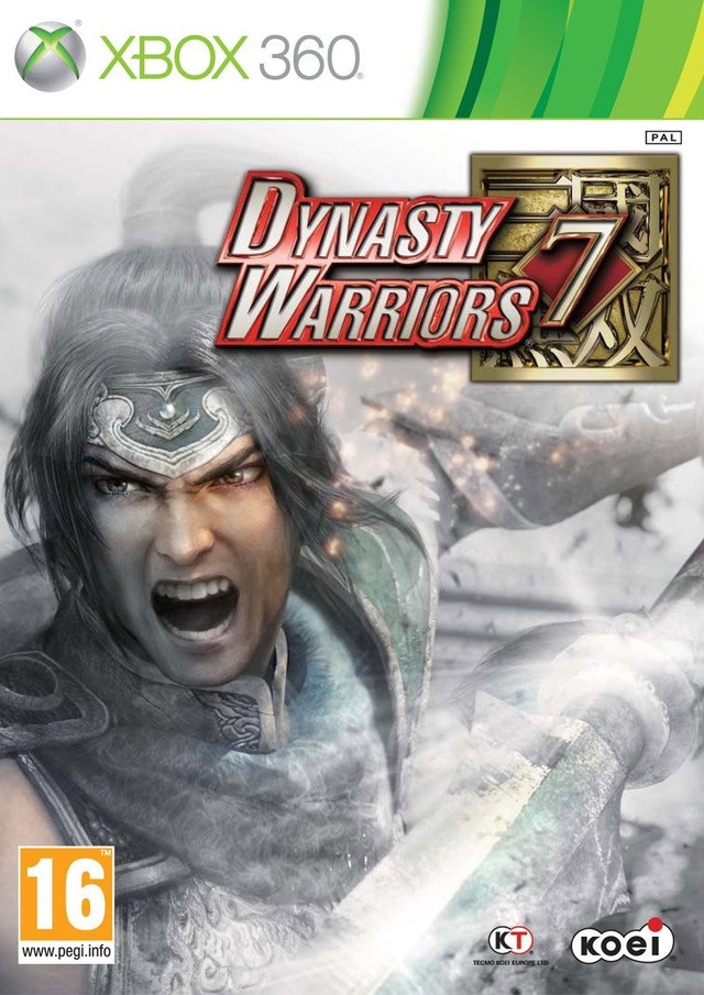 Dynasty Warriors 7 XBOX360 (exclue) [FS]