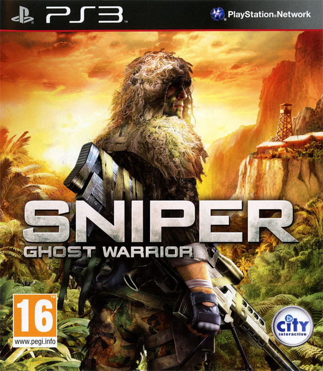 New Pokemon Games For Ps3 : Sniper ghost warrior sur playstation jeuxvideo