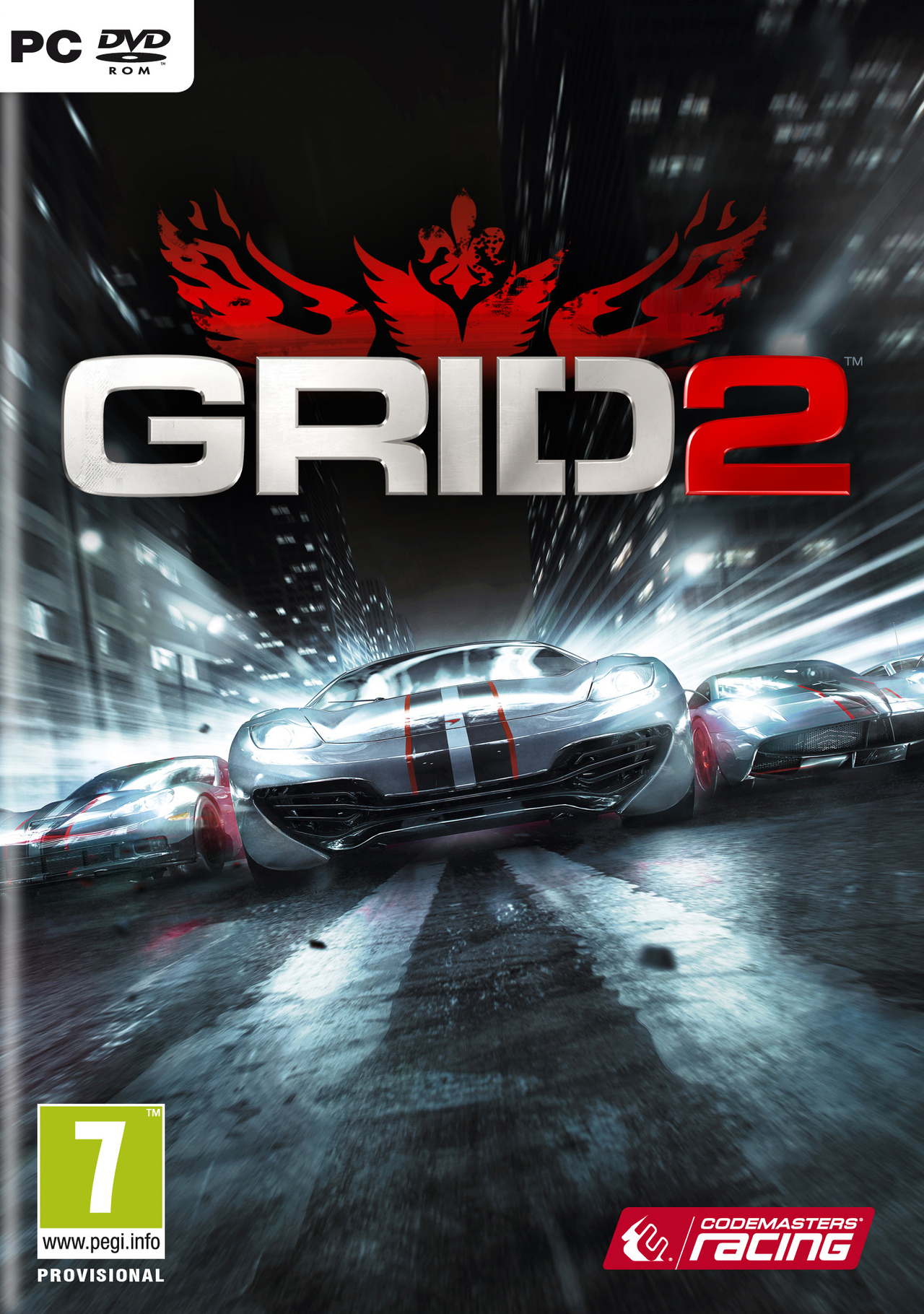 GRID 2 (2013) (Black Box) [ENG]