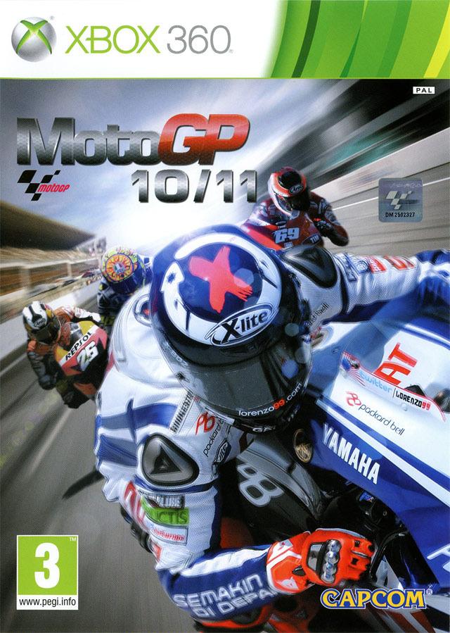 MotoGP 10/11 sur Xbox 360 - jeuxvideo.com