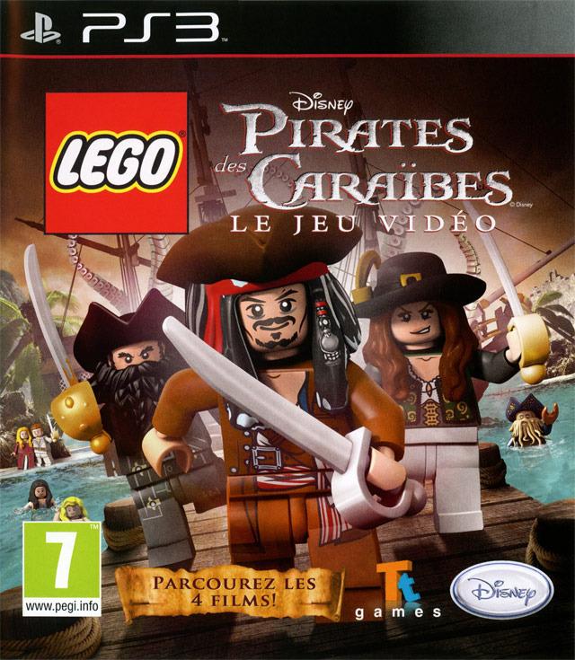 lego pirates des cara bes le jeu vid o sur playstation 3. Black Bedroom Furniture Sets. Home Design Ideas
