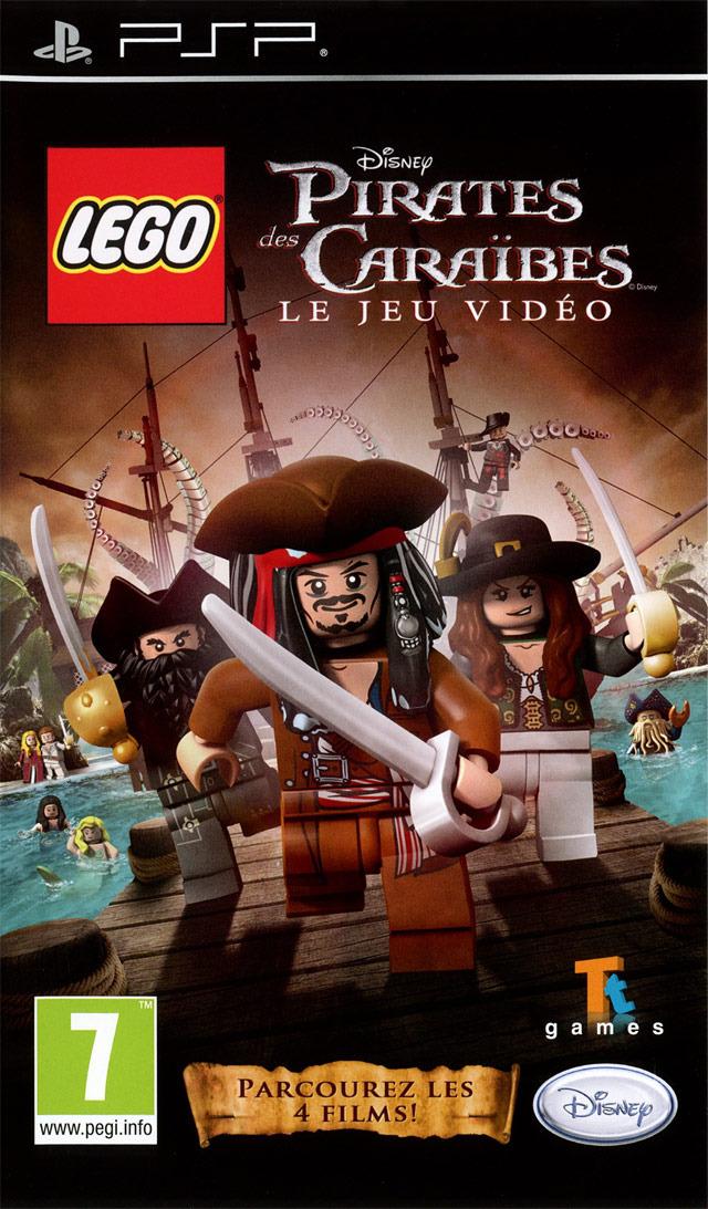 Lego Pirates des Caraïbes : Le Jeu Vidéo [PSP | FRENCH][FS]