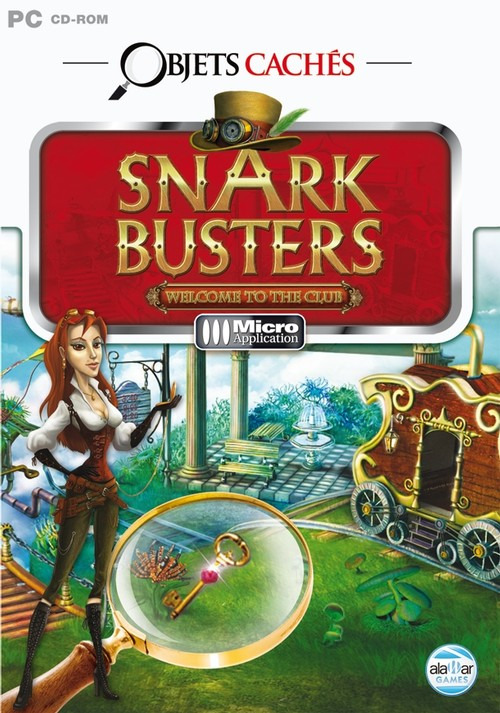 Snark Busters: Haute Soci�t�