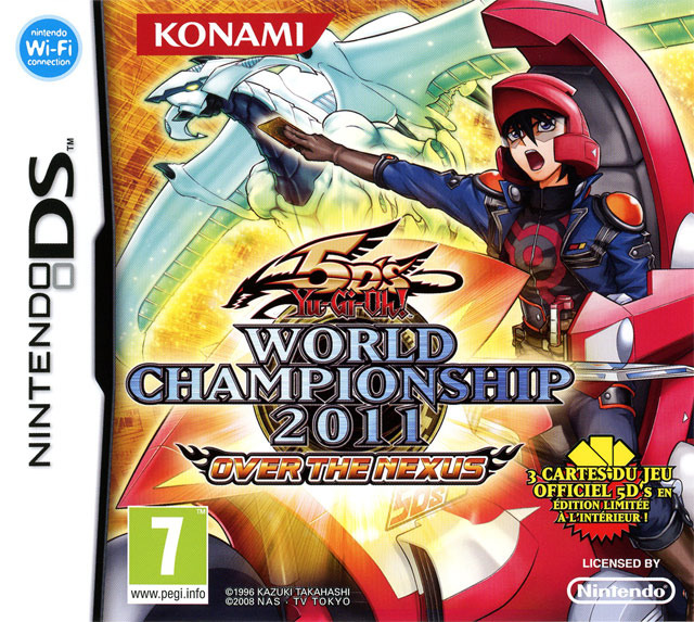 Yu Gi Oh 5Ds World Championship 2011 Over The Nexus USA NDS [US]