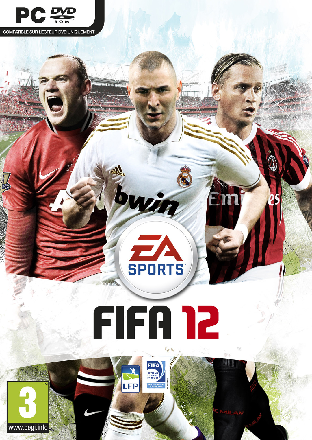 FIFA 12 DEMO PC | Megaupload Multi Lien