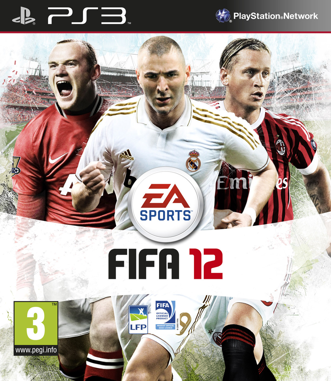 FIFA 12 -PS3 (Exclue) [FS]