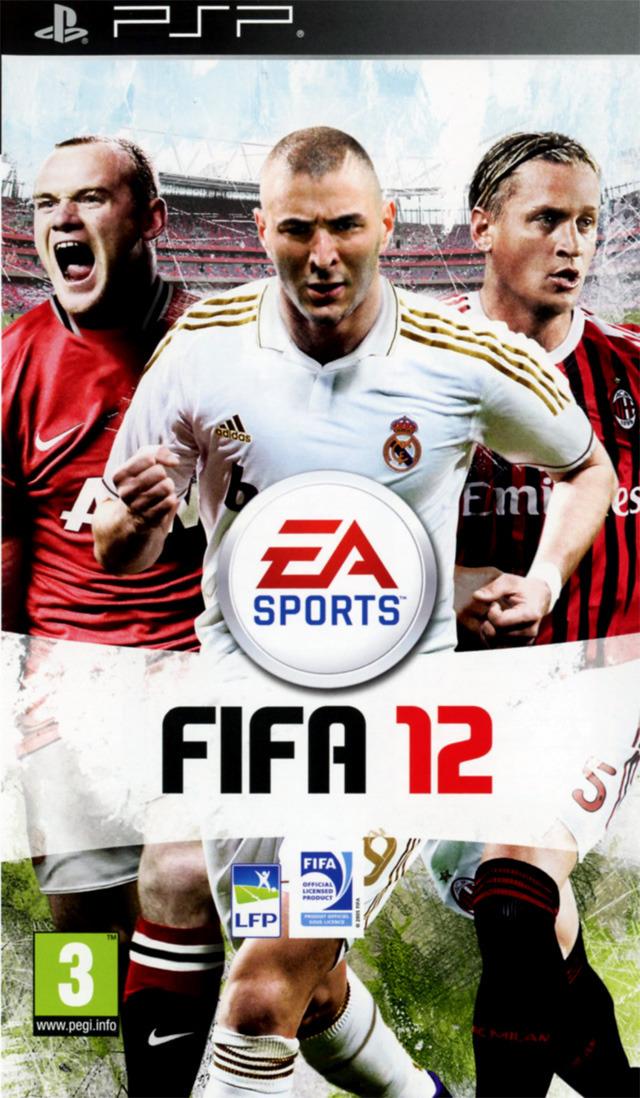 FIFA 12 EUR PSP (exclue) [FS][WU]