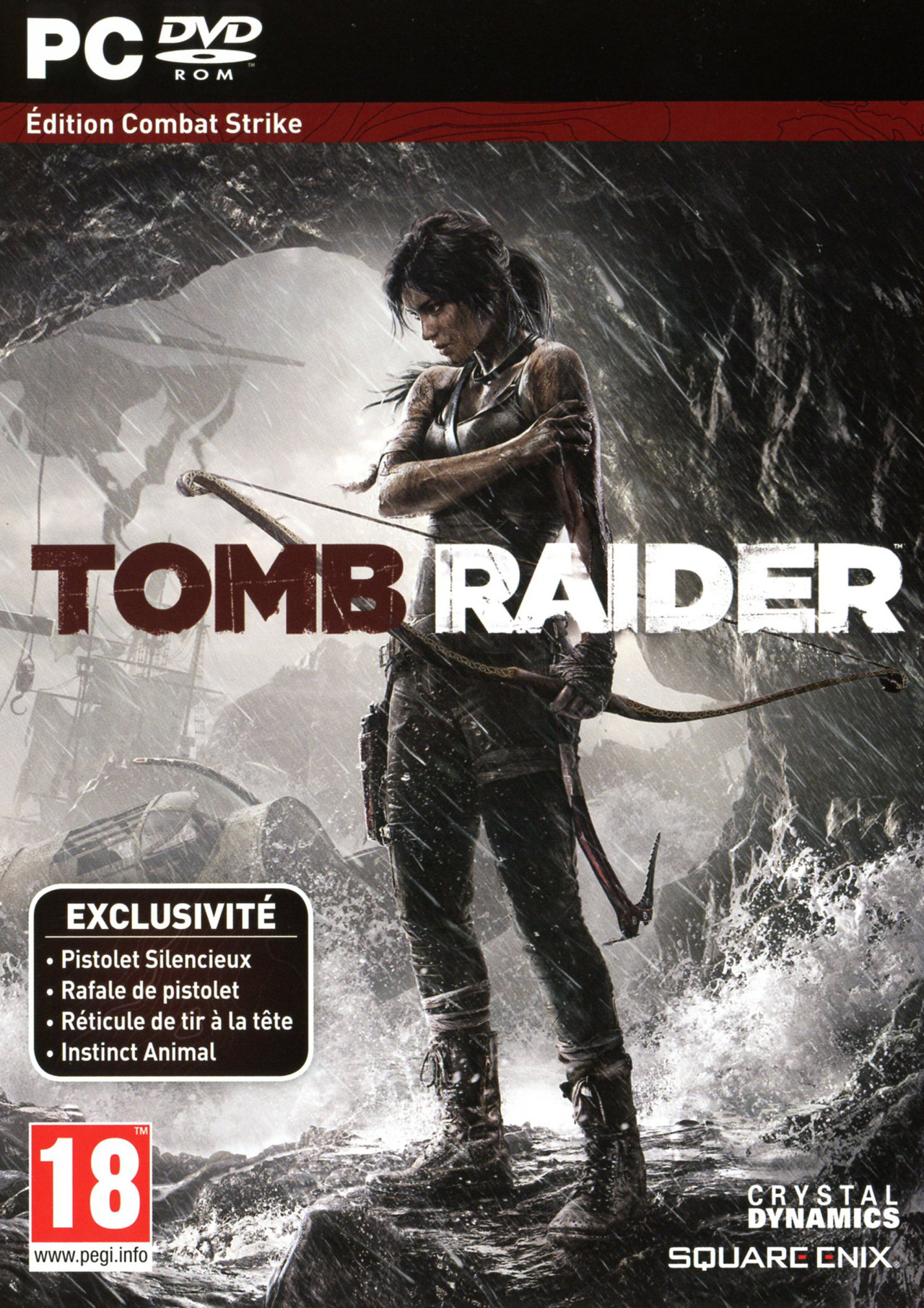 Tomb Raider : Survival Edition (2013) [MULTI-FR] [+CRACK]
