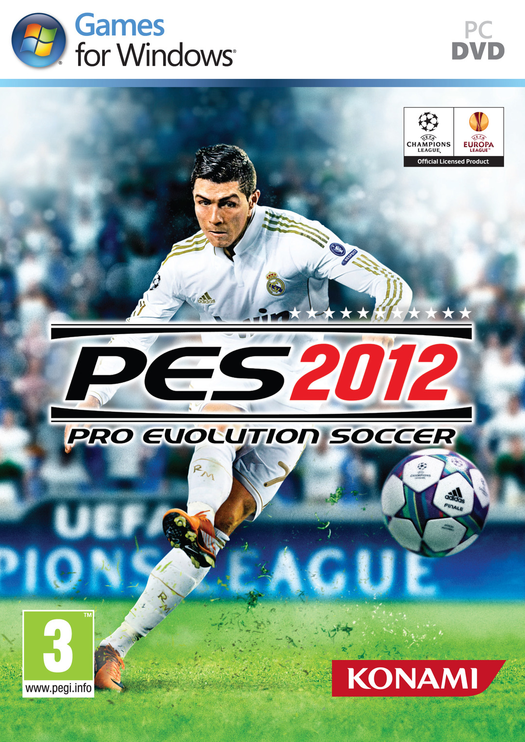 Pro Evolution Soccer 2012 PC + Crack | Megaupload Multi Lien
