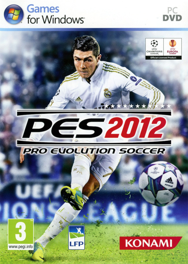 Pro Evolution Soccer 2012 [PC] [DF] [TB]
