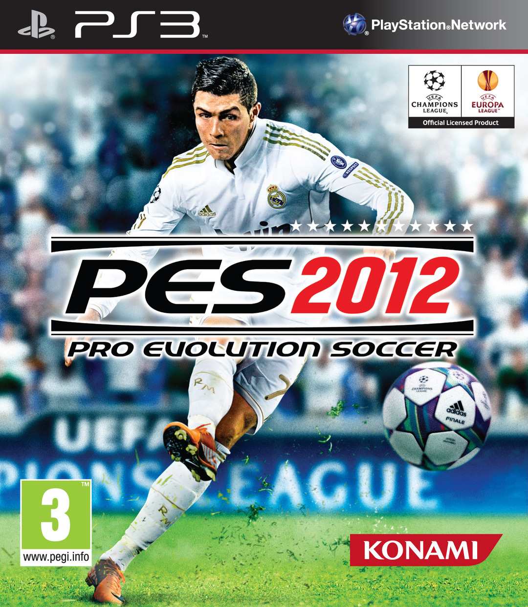 Pro Evolution Soccer 2012 [PS3] [FS]