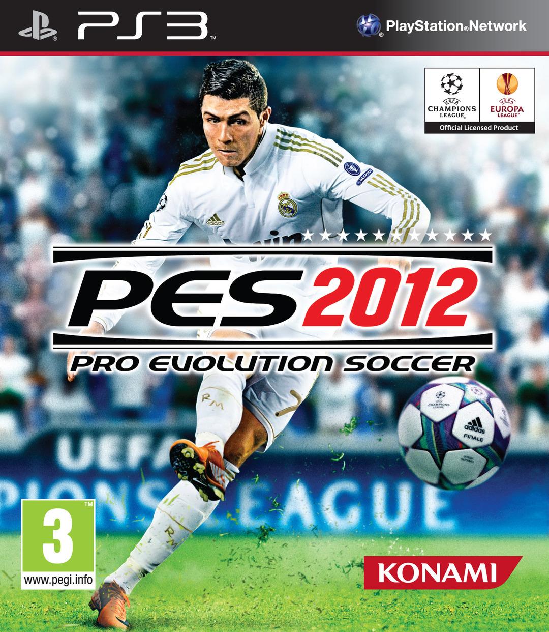 PS3 [Exc][3.55] Pro Evolution Soccer 2012