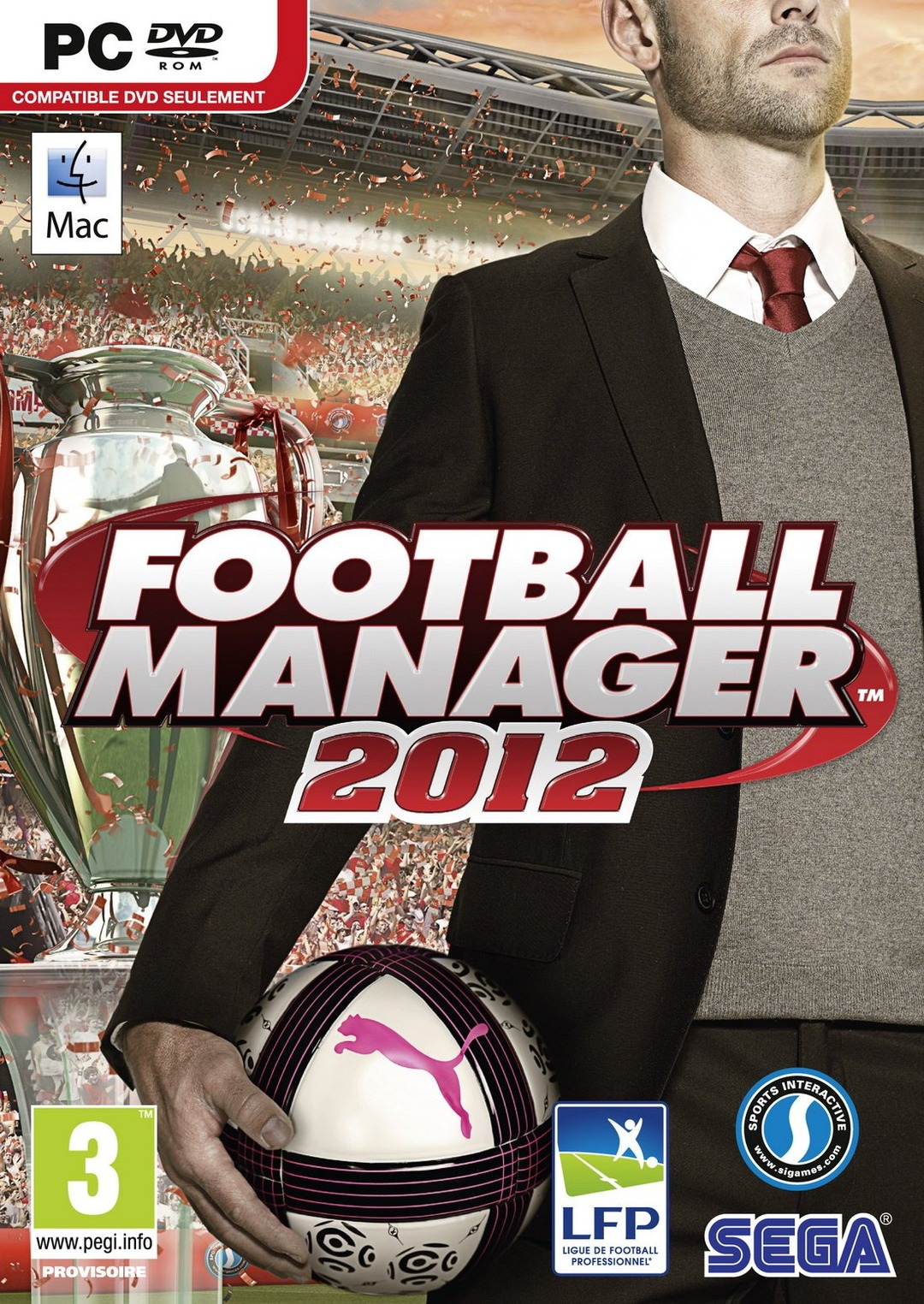 Football Manager 2012 + CRACk + Update [PC | ISO] (Exclue) [FS] [WU]
