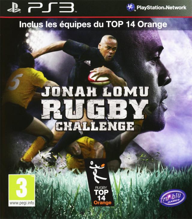 jeuxvideo.com Jonah Lomu Rugby Challenge - PlayStation 3 Image 1 sur