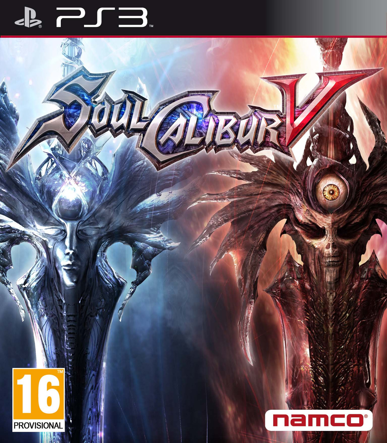 Soul Calibur V EUR PS3 [DF]