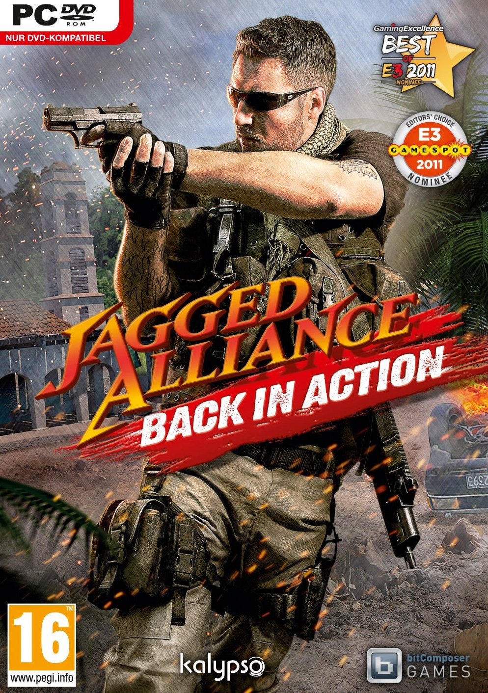 Jagged Alliance Back in Action v1.13b Update incl Point Blank DLC [MULTI]