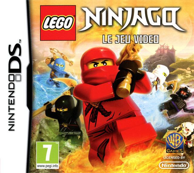 lego ninjago le jeu vido sur nintendo ds jeuxvideocom